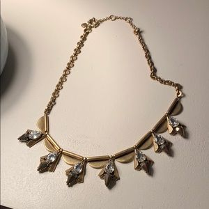 JCrew statement necklace